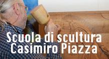 Scuola di scultura Casimiro Piazza